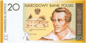 Banknot_kolekcjonerski_JSlowacki_20_zl_sp_projekt_graficzny_d
