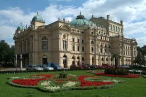 Teatr im. Juliusza Slowackiego foto W. Majka