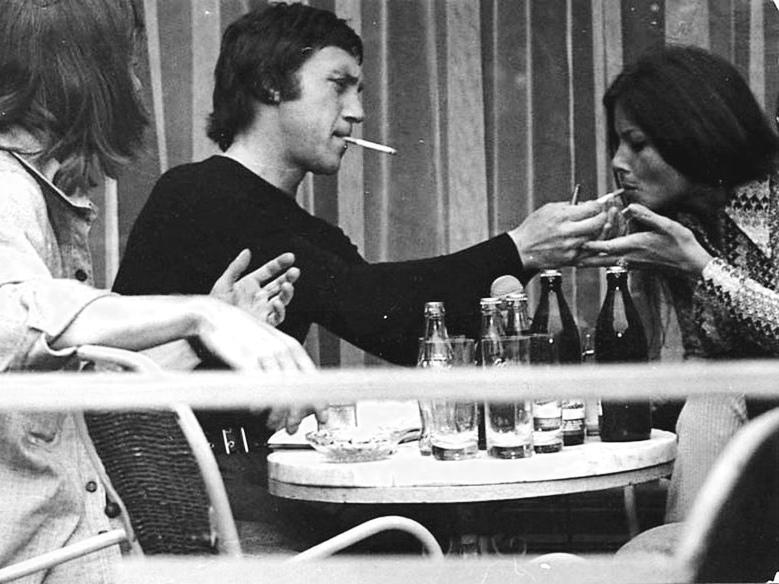 Сцена из фильма Бегство мистера Мак-Кинли, июль 1974
