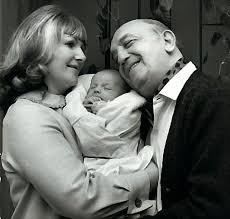 Семья Петерсбурских. Фото из открытых источников